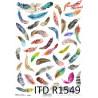 Papier ryżowy ITD R1549