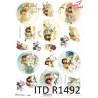 Papier ryżowy ITD R1492