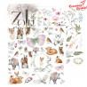 Papier  ZoJu Design Forest dream 07/30x30