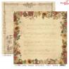 Dwustronny papier FLOWERS STORY/02 ScrapBoys 30x30cm