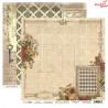 Dwustronny papier FLOWERS STORY/03 ScrapBoys 30x30cm