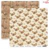 Dwustronny papier FLOWERS STORY/05 ScrapBoys 30x30cm