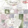 """Mały bloczek papierów ZoJu Design  """"Forest Dream""""/15,25x15,25 cm"""