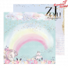 Papier  ZoJu Design Unicorn Fairy Tales 03/30x30