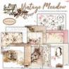 Zestaw papierów  Vintage Meadow -  30,5x30,5cm ARTISTIKO