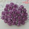 Kwiat Róża Dark Lilac 10mm /16