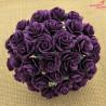 Kwiaty Róże 15mm Purple10szt. /39