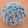 Kwiaty Róże 15mm Baby Blue10szt. /01