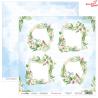 Dwustronny papier PRIMAVERA/05 ScrapBoys 30x30cm