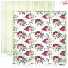 Dwustronny papier FAIRY LAND/04 ScrapBoys 30x30cm