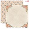 Dwustronny papier SEWING LOVE /04 ScrapBoys 30x30cm