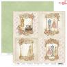 Dwustronny papier SEWING LOVE /05 ScrapBoys 30x30cm