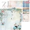 "Papier  ZoJu Design ""Beautiful Journey "" 01/30x30cm"