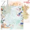 "Papier  ZoJu Design ""Beautiful Journey "" 03/30x30cm"