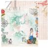 "Papier  ZoJu Design ""Beautiful Journey "" 04 /30x30cm"