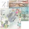 "Papier  ZoJu Design ""Beautiful Journey "" 05 /30x30cm"