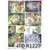 Papier ryżowy ITD R1227
