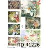 Papier ryżowy ITD R1226