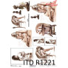 Papier ryżowy ITD R1221