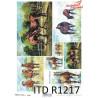 Papier ryżowy ITD R1217