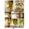 Papier ryżowy ITD R1211