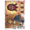 Papier ryżowy ITD R573