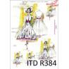 Papier ryżowy ITD R384