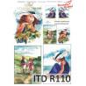 Papier ryżowy ITD R0110