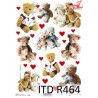 Papier ryżowy ITD R0464