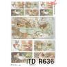 Papier ryżowy ITD R0636