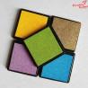 Tusz pigmentowy do stempli  - ZIELONY SOCZYSTY /008