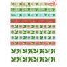 """Zestaw papierów do scrapbookingu SCRAP-026 ''Christmas toys"""""""
