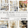 BEAUTY RESTLESS - JUNK JOURNAL SET - zestaw dodatków /CC