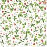 "Papier The Four Seasons - Summer 01, 12x12"" 30x30cm/Piątek Trzynastego"