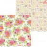 "Papier The Four Seasons - Summer 02, 12x12"" 30x30cm/Piątek Trzynastego"