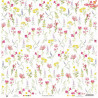 "Papier The Four Seasons - Summer 03, 12x12"" 30x30cm/Piątek Trzynastego"