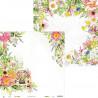 "Papier The Four Seasons - Summer 04, 12x12"" 30x30cm/Piątek Trzynastego"