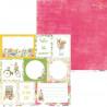 "Papier The Four Seasons - Summer 05, 12x12"" 30x30cm/Piątek Trzynastego"