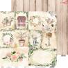 Dwustronny papier My Garden - 06 ARTISTIKO, 30,5x30,5cm