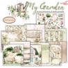 Zestaw papierów My Garden - 30,5x30,5cm ARTISTIKO