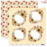 Zestaw papierów  - Sunny Village /Scrapboys/ 30x30cm