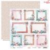 Zestaw papierów  - Cotton Winter /Scrapboys/ 30x30cm