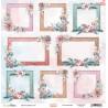 Dwustronny papier -  Cotton Winter 06/ Scrapboys/ 30x30cm