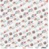 Dwustronny papier -  Cotton Winter 05/ Scrapboys/ 30x30cm