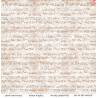 Dwustronny papier -  Cotton Winter 04/ Scrapboys/ 30x30cm