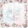 Dwustronny papier -  Cotton Winter 02/ Scrapboys/ 30x30cm
