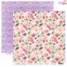 Dwustronny papier  -  Butterfly Meadow 05/ Scrapboys/ 30x30cm