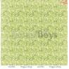 Dwustronny papier  -  Butterfly Meadow 04/ Scrapboys/ 30x30cm