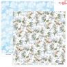 Dwustronny papier  -  Butterfly Meadow 01/ Scrapboys/ 30x30cm
