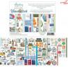 Zeszyt elementów do wycinania 15x20 -  Travel Book/Mintay